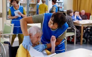 Как выйти из дома престарелых по законодательству рф?
