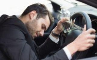 Освидетельствование на алкогольное опьянение: как проходит, ваши действия