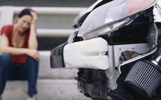 Что делать, если машина утонула в луже на дорожном покрытии?