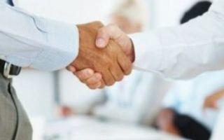 Договор о совместной деятельности — бланк образец 2021