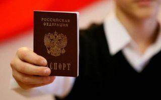 Получение гражданства на ребенка — Официальный сайт УФМС России