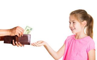 Как начисляются алименты на ребенка: законодательная база и размер суммы