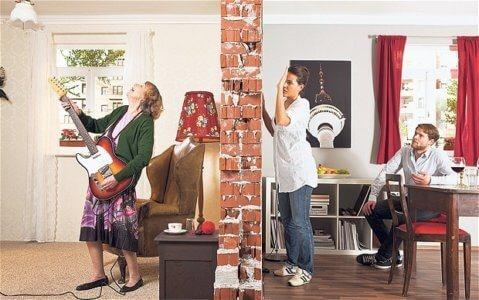 Что делать, если соседи по даче все время шумят?