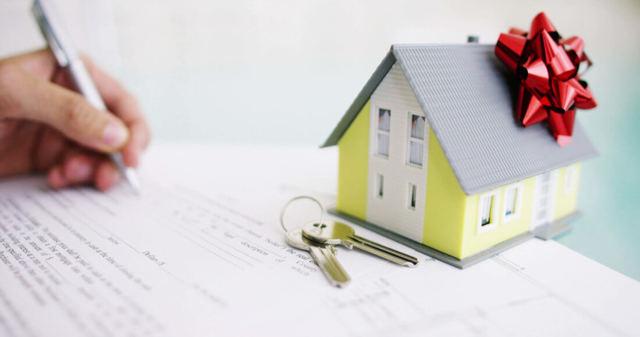 Как наследуется дом, переданный по дарственной?