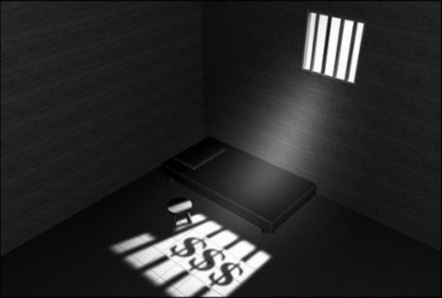 Кто будет платить алименты, если муж в тюрьме, по закону?