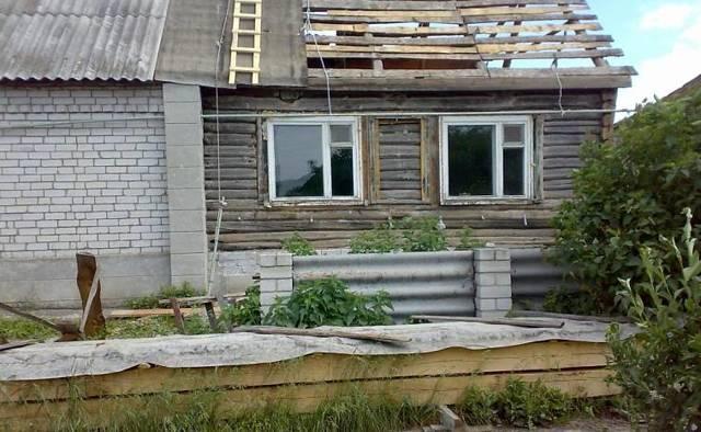 Как оформить дом, построенный на месте старого без разрешения?