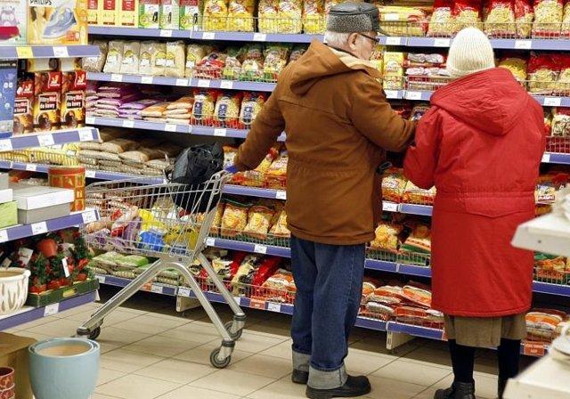 Когда будут продуктовые карточки в Российской Федерации?