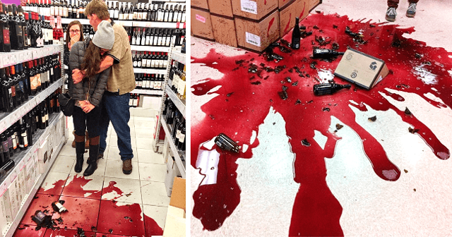 Кто оплачивает разбитый товар в магазине по закону?