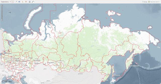Как посмотреть границы земельного участка по кадастровому номеру?