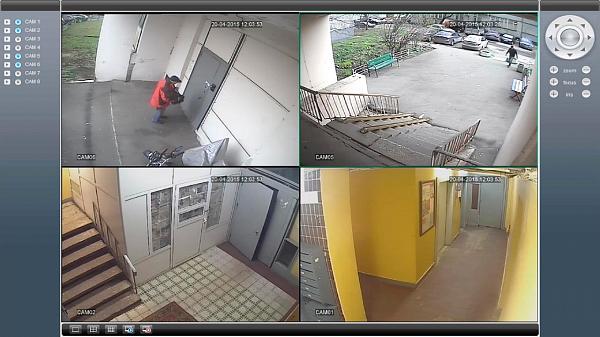 Можно ли установить камеру на лестничной площадке без согласия соседей?