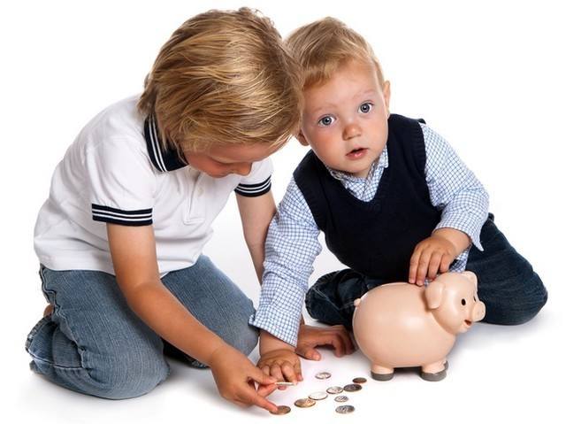 Размер алиментов на двоих детей