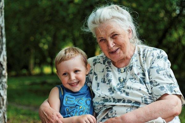 Доверенность на ребенка бабушке образец от родителей