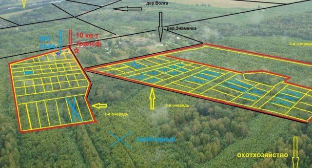 Акт согласования границ земельного участка с соседями: образец