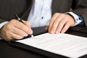 Доверенность на право подписи документов: образец