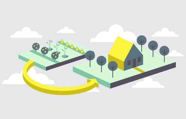 Можно ли строить дом на землях для садоводства, огородничества и земле сельхозназначения