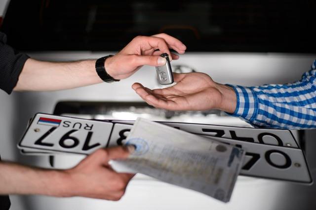 Регистрация автомобиля в ГИБДД - как поставить машину на учет