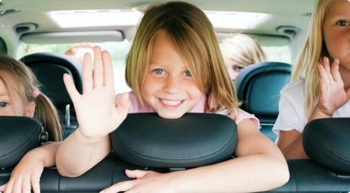 Можно ли перевозить ребенка на переднем сиденье в автомобиле