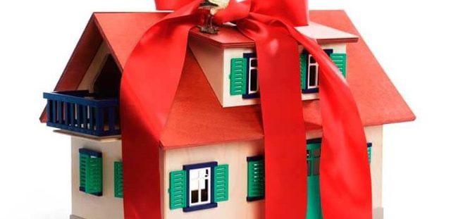 Нужен ли нотариус при дарении доли в квартире примеры