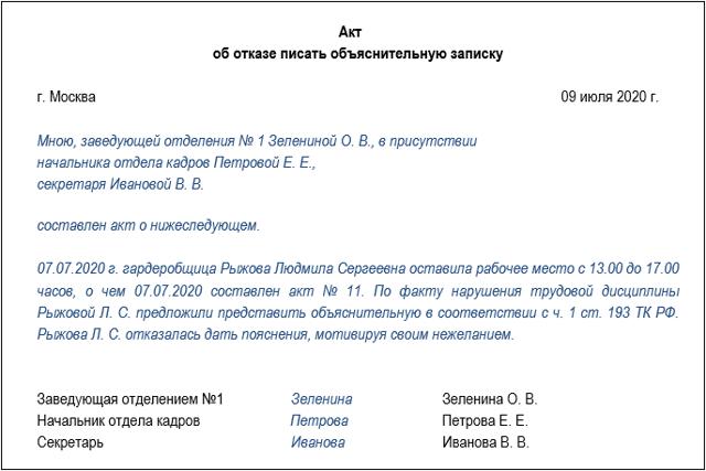 Виды нарушений трудовой дисциплины и порядок взысканий: ответственность, тк рф