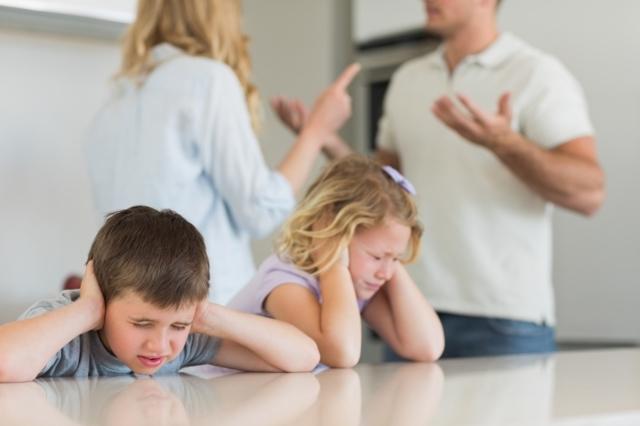 Развод с двумя несовершеннолетними детьми (расторжение брака) - советы юриста и психолога как пережить и решиться, оформить алименты, разделить имущество