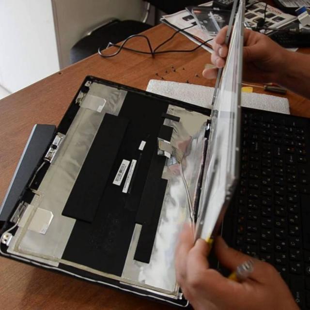 Сломался ноутбук. Что делать?