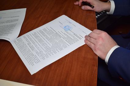 Правила оформления договоров