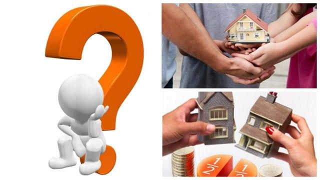 Совместная собственность на квартиру без определения долей: чем отличается от долевой