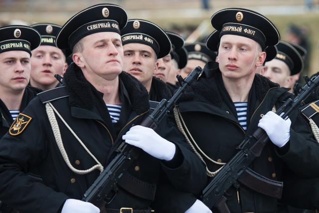 Зарплата моряков подводников Северного флота в России в 2021-2021 годах