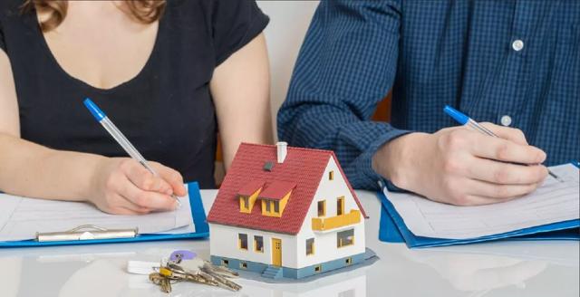 Распределение имущественного налогового вычета между супругами: образец заявления в 2021 году, доли в квартире, проценты, бланк и пример заполнения