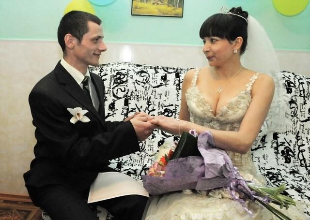 Регистрация брака в СИЗО: необходимо разрешение, выезд нотариуса
