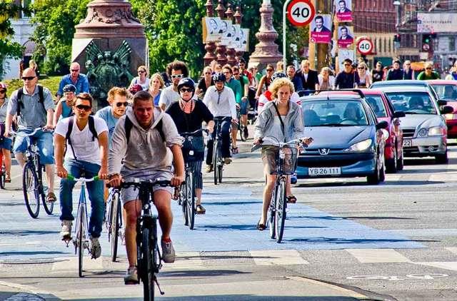 ПДД для велосипедистов 2021 в вопросах и ответах
