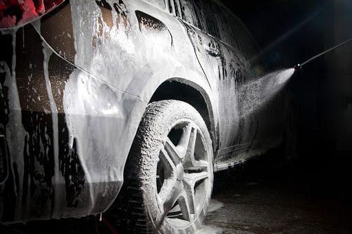 Как помыть машину без разводов своими руками (видео) - Самостоятельный ремонт авто