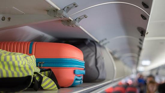 Норма провоза, габариты ручной клади в самолете