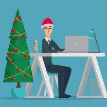 Новогодние каникулы для сменников