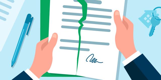 Могу ли я расторгнуть ипотечный договор?